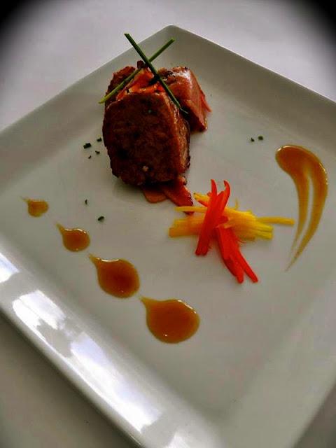 Steak en Salsa Cafino