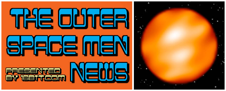 The Outer Space Men News