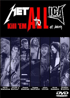 Metallica: Kill 'em all ti St. Anger.