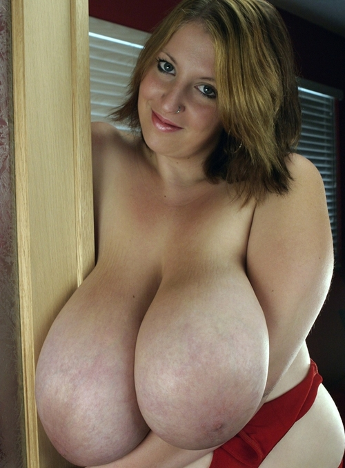 Big natural amatuer tits