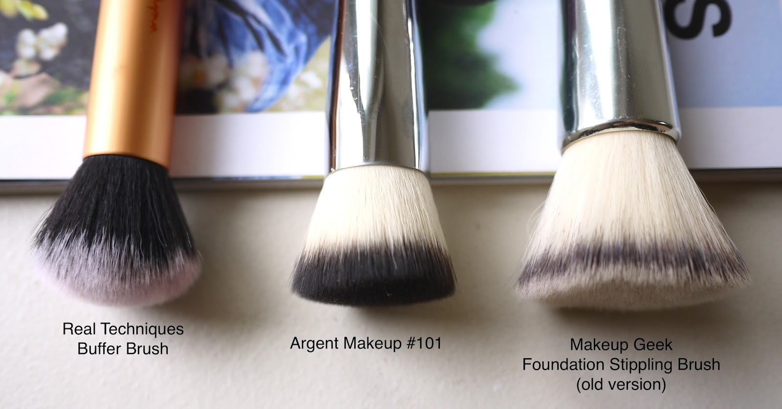 Argent Makeup Brush no.101