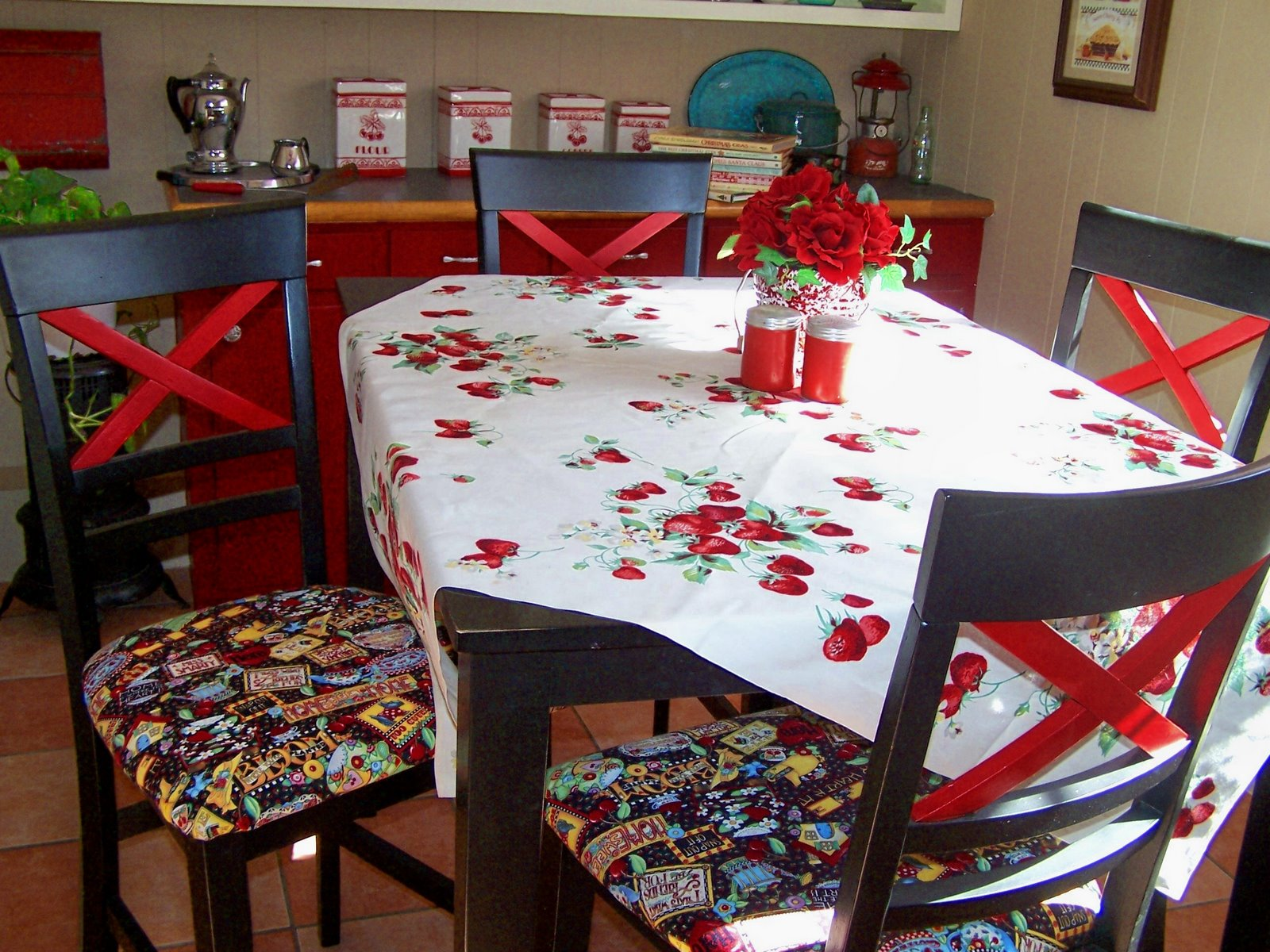 A Very Cherry Mary Engelbreit Kitchen