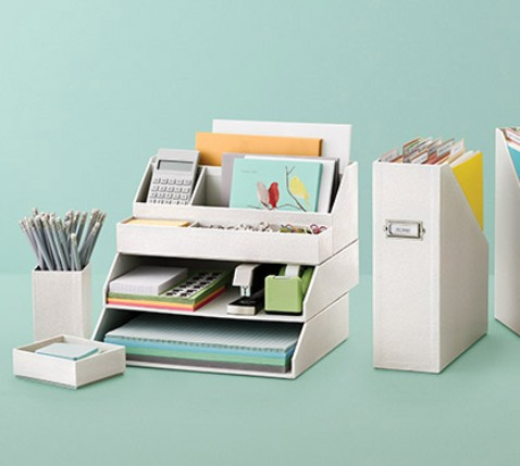 Modern Femme: Modern Femme loves...Martha Stewart Home Office
