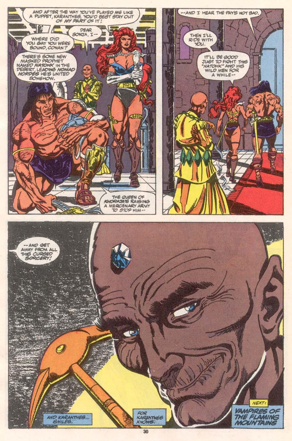 Conan the Barbarian (1970) Issue #243 #255 - English 23