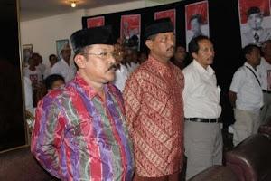 Bersama Bakal Calon Walikota Madiun