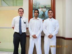 Cesar's Baptism, 8/14