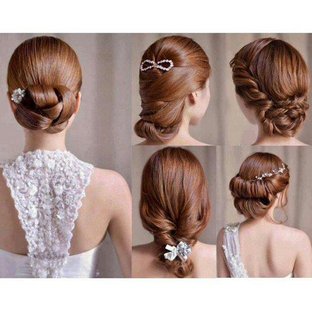 Ira Merkurius 8 Inspirasi Tata Rambut Untuk Pesta Pernikahan