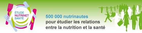 Etude Nutrinet-Santé