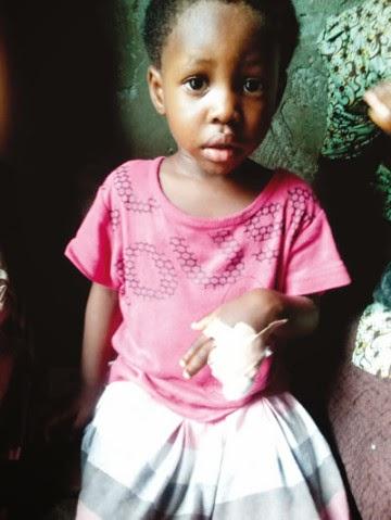 pastor cut off girl fingers lagos