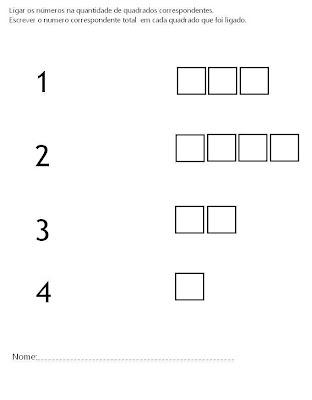 Exercícios de Alfabetização - Atividades para Alfabetização Cinco