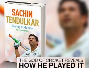 """Pre-Order Autobiography of Sachin Tendulkar """"Playing it My Way"""" (English) @ 30% Discounted Price for Rs.629 Only @ Flipkart"""