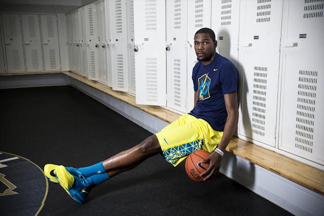 Durant le dijo NO a adidas por su fidelidad con Nike