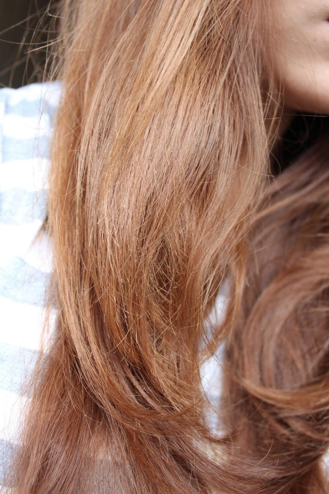 vous pouvez voir mes cheveux juste avant la coloration javais donc la couleur caramel latte que jai pos en septembre 2012 - Coloration Cheveux Cappuccino