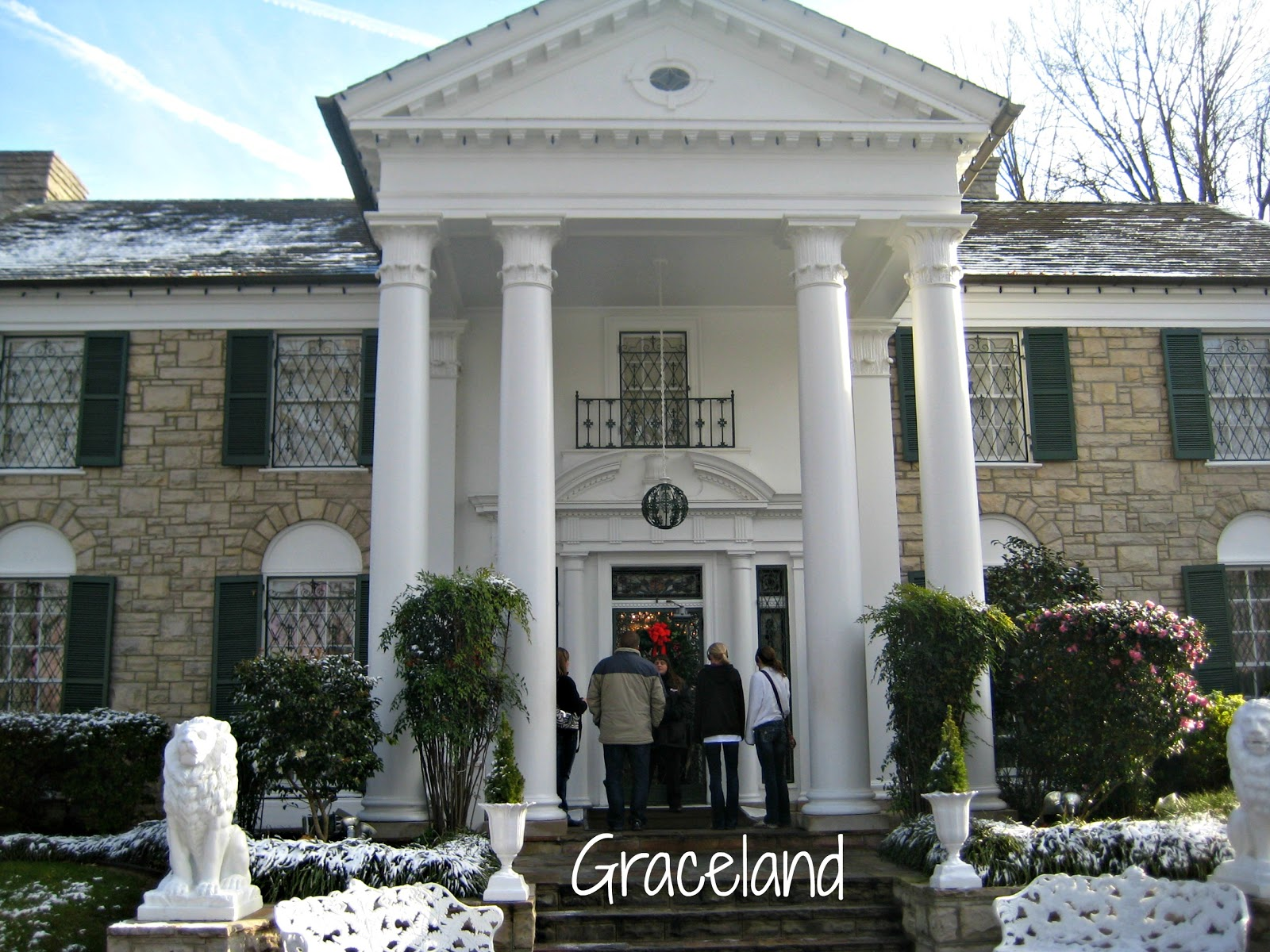 Memphis Tennessee Graceland Tours