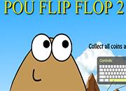 Pou Flip Flop 2