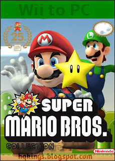 Super Mario Bros Collection for PC