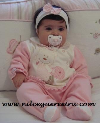 Rafaella 3 meses