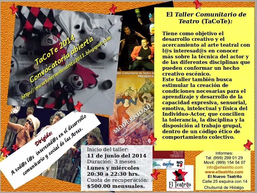 http://encarteleraelteatrito2011.blogspot.mx/p/talleres.html