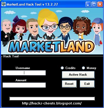 Marketland Cheats