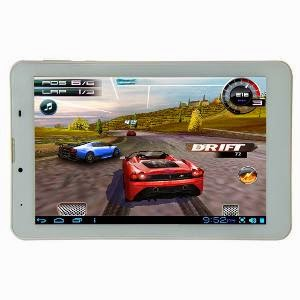 Buy Ambrane A3-Plus 7 in (17.8 cm) Android Calling Tablet – White At Rs.4499 : Buy To Earn