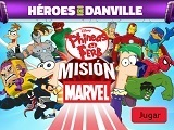 Phineas y Ferb Héroes de Danville