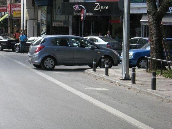 Νέος τρόπος παρκαρίσματος «κοιτάξτε με...ενοχλώ»