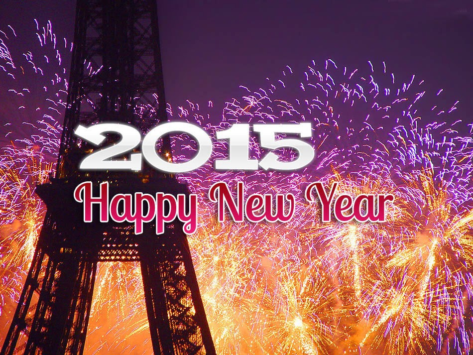 Latest Beautiful Happy New Year eCards 2015 – Free Photo Cards