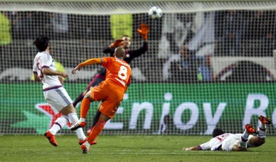 Lyon 0 x 1 Valencia - Grupo H / Champions League 2015/16