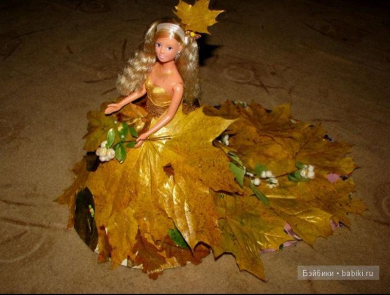 Осенне поделки фото