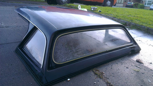 how to make a fiberglass hardtop