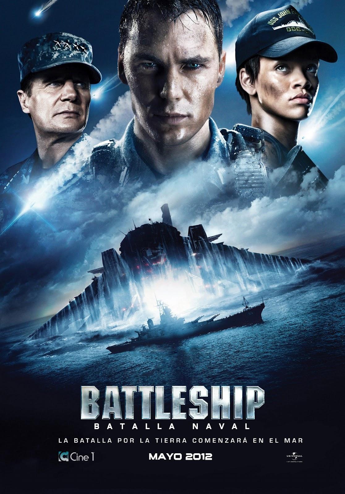 Grandes Fracasos del Cine - Página 3 Battleship%2BLatest%2BPoster%2B%25282%2529