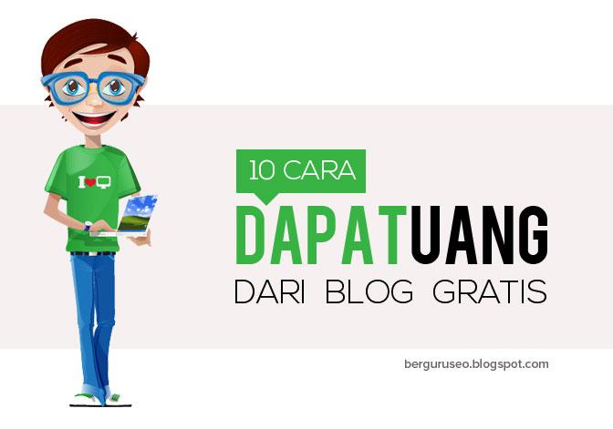 Bisa dapat uang dari hobi itu sesuatu yang menurut saya sangat menyenangkan 10 Cara Mendapatkan Uang dari Blog Untuk Pemula