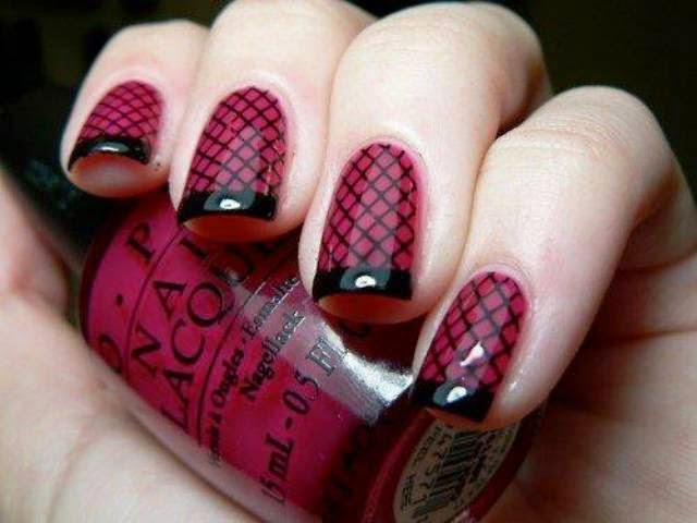 modelos y diseños de uñas decoradas - imagenes y estilos de pintados ...