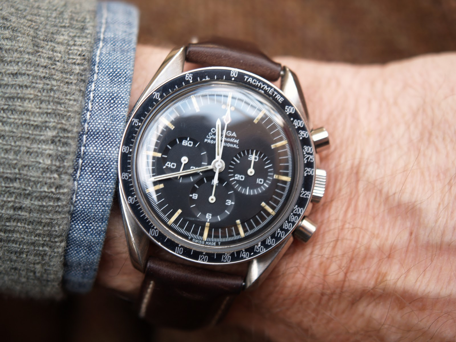 Vintage Wrist Watches Omega Speedmaster History And Technology