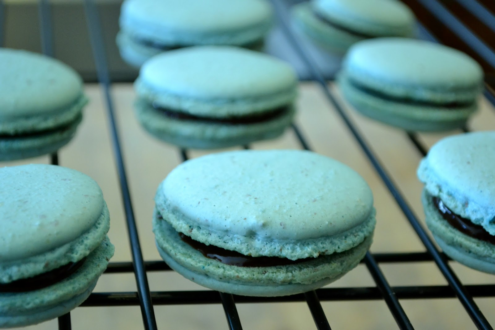 Lawyer Loves Lunch: How To Make Macarons