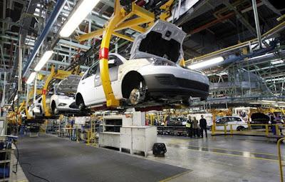 Fabricas de Autos en México