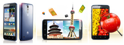 Huawei A199 dual GSM / CDMA  Android 4.1 Jelly Bean