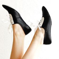 Restyled Vintage Shoes