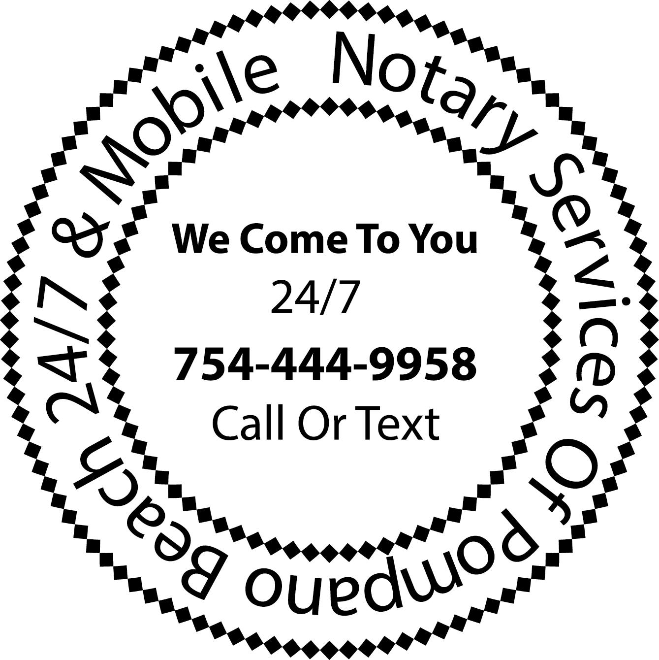 Mobile Notary / Signing Agents 24/7