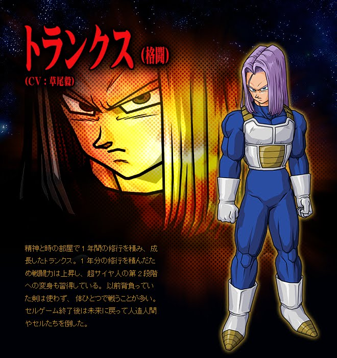 Dragon Ball: Trunks Del Futuro