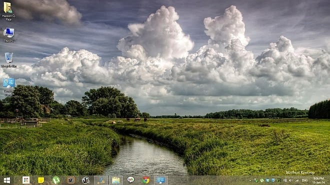 Windows 8.1 Tema