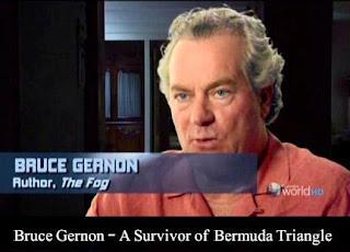 Bruce Gernon, The FOG, Electronic Fog, Bermuda Triangle Survivals, Survivor of the Bermuda Triangle,