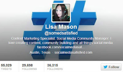 Twitter Lisa Mason