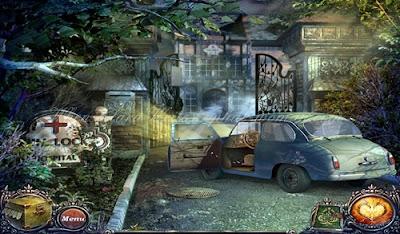 Vampire Saga: Break Out - Hell Lock Hospital front