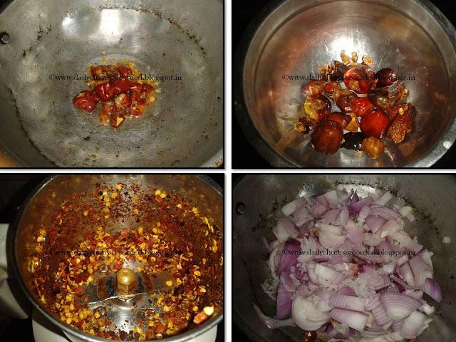 Onion Chamandhi