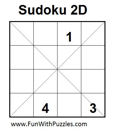 Sudoku 2D (Fun With Sudoku #14) - 2