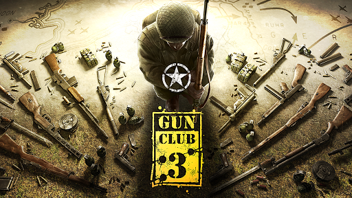 Gun Club 3: Virtual Weapon Sim Apk v1.5.0 + Data Mod [Unlimited Gold / Money]