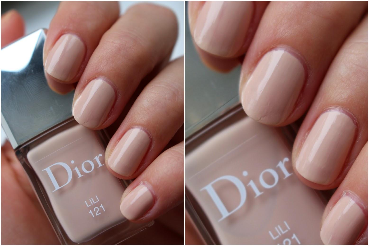 Dior Vernis 121 Lili