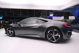 Acura nsx 2013 Cars Picture