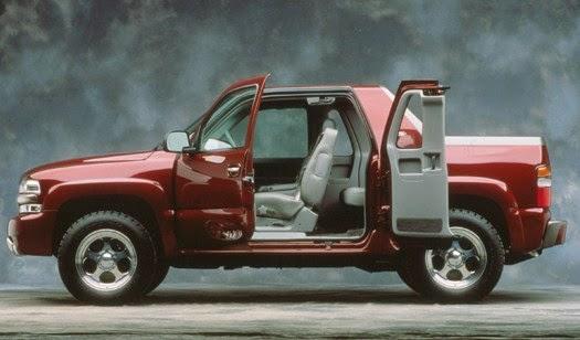 2016 Chevy Blazer K-5 Release